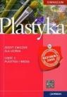 Plastyka Zeszyt ćwiczeń Część 2 Plastyka i media