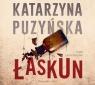 Łaskun  (Audiobook) Puzyńska Katarzyna