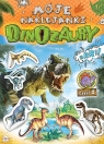 Moje naklejanki Dinozaury Część 1