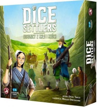 Gra - Dice Settlers: Osadnicy z Krwi i Kości