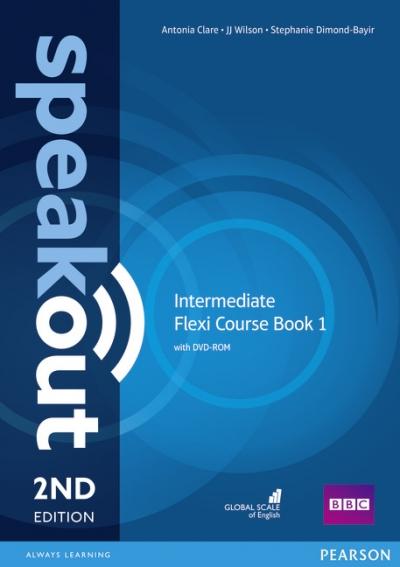 Speakout 2ed Intermediate Flexi 1 Coursebook