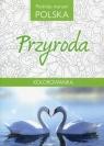 Podróże marzeń Polska Przyroda Kolorowanka
