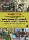 z.Historia LO KL 2 Podręcznik Zakres rozszerzony Poznajemy przeszłość od początku XVIII w. do 1939 r. (stare wydanie)