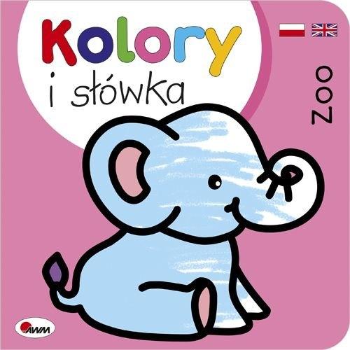 Kolory i słówka ZOO Kozera Piotr