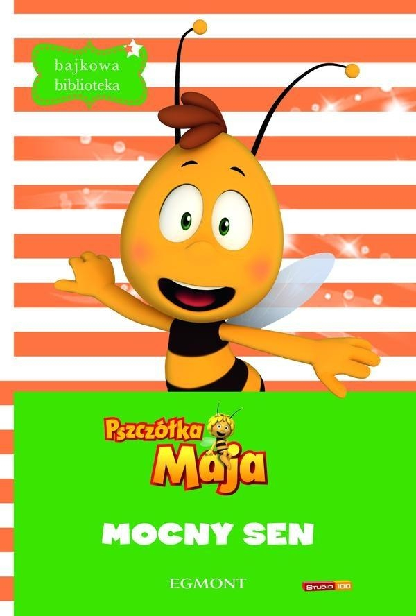 Pszczółka Maja Mocny sen