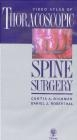 Video Atlas of Thoracoscopic Spine Surgery (PAL) C.A. Dickman