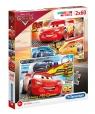 Puzzle SuperColor 2x60: Cars 3 (07131)Wiek: 5+