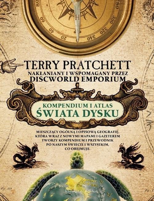 Kompendium i Atlas Świata Dysku Pratchett Terry