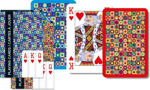 Karty Kropki 1 talia