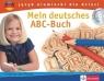 Mein deutsches ABC-Buch Język niemiecki dla dzieci z mp3 Olejnik Donata, Rassek Carina, Tomczak Daniel