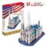 Puzzle 3D Saint Patrick's Cathedral