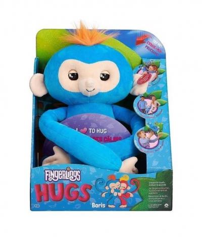 Fingerlings Hugs interaktywna małpka Boris