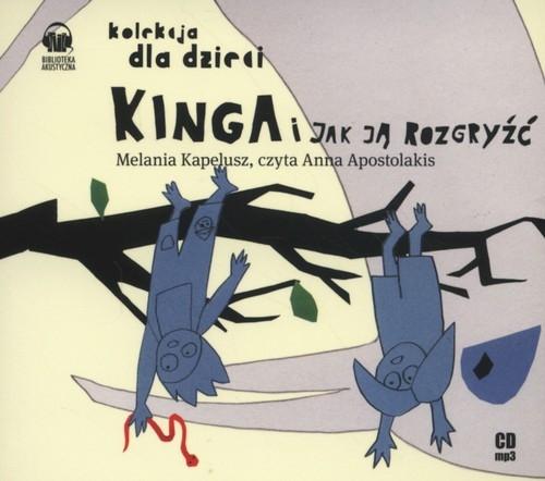 Kinga i jak ją rozgryźć?  (Audiobook) (Audiobook) Kapelusz Melania