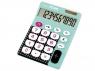 Kalkulator D&B zielony duże klawisze