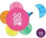 GoGoPo - Zakreślacz kwiatek