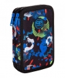 Piórnik CoolPack Jumper 2 - Football Blue (D066336)