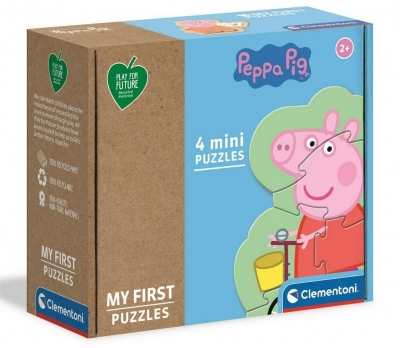 Puzzle Play for Future 4w1: Peppa Pig (20831)