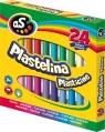 Plastelina AS, 24 kolory Astra (303219004)