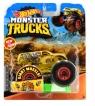 Hot Wheels Monster Trucks: Pojazd 1:64 - 4-Wheel Hive (FYJ44/GBT48)
