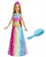 Barbie Magiczne włosy księżniczki (FRB12)