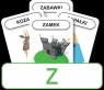 Karty Logopedyczny Piotruś Część VI - głoska Z