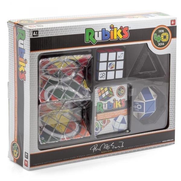 Kostka rubika 3w1 edycja 40-lecia (RUB50032) RUB50032
