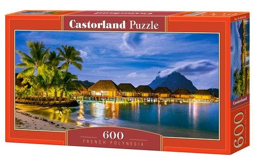 Puzzle 600 el.:French Polynesia  / B-060320