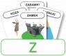 Karty: Logopedyczny Piotruś - Część VI, głoska Z