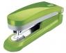 Zszywacz Novus E25 zielony z pakietem startowym zszywek 24/6 Din Super (020-1787