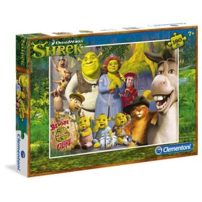 Puzzle Shrek 180 elementów (07332)