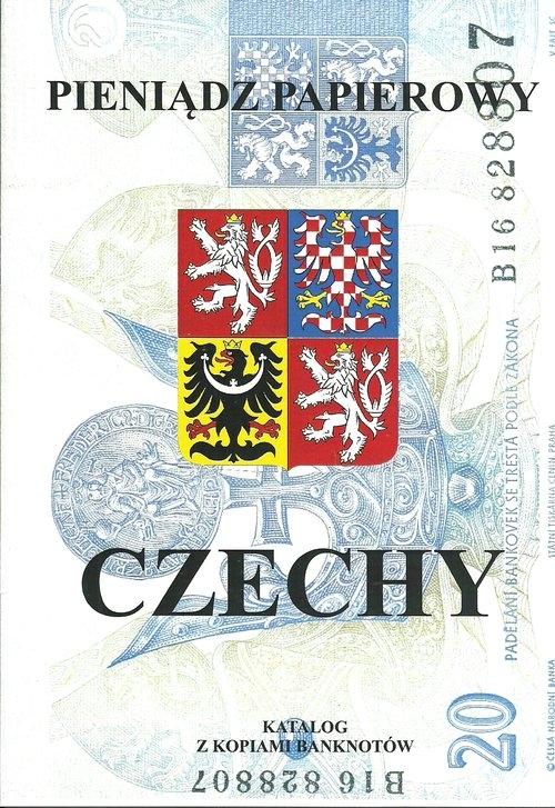 Pieniądz papierowy Czechy 1993-2016 Kalinowski Piotr