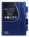Coolpack - Project Book - Kołobrulion B5 Blue (94320CP)