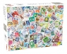 Puzzle 1000: Tons of Stamps