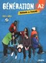 Generation A2 Podręcznik + CD + DVD