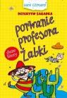 Detektyw zagadka Porwanie profesora Żabki