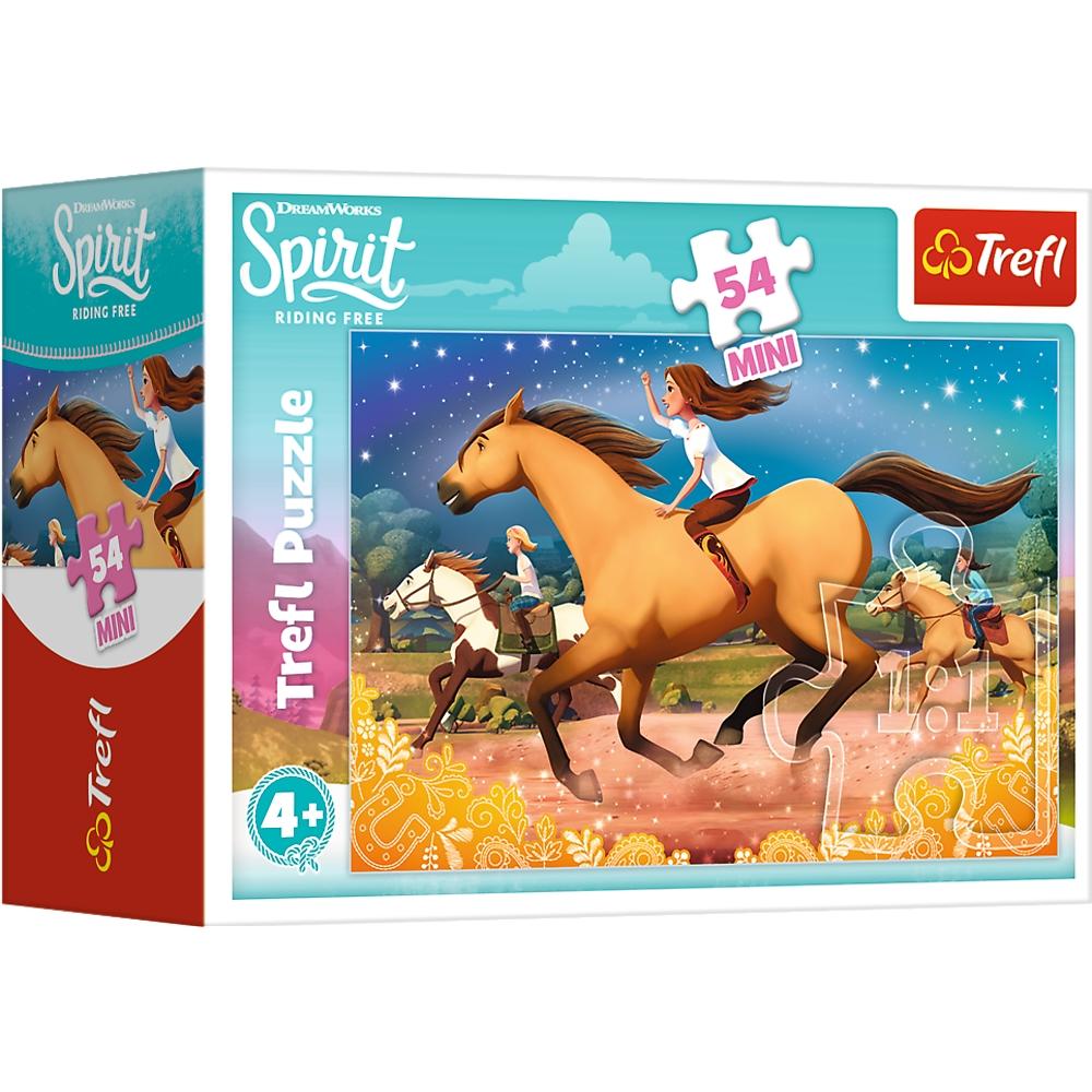 Puzzle mini 54: Universal Spirit - Czas na nową przygodę 4 (54171)