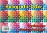 Wycinanka samoprzylepna A4 holographic color