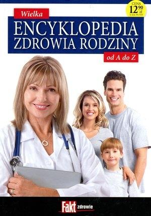 Wielka encyklopedia zdrowia rodziny od A do Z Giuseppe Maruccio