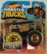Hot Wheels Monster Trucks: Pojazd 1:64 - 5 Alarm (FYJ44/GJF09)