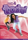 Today 4 Podręcznik wieloletni + CD