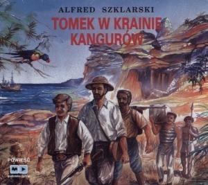 Tomek w krainie kangurów(audiobook) (Audiobook) Szklarski Alfred