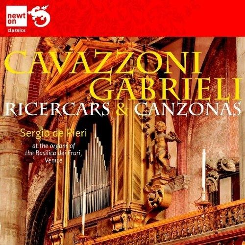 Ricercars & Canzonas Cavazzoni / Gabrieli