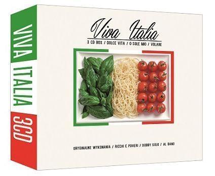 Viva Italia box 3CD praca zbiorowa