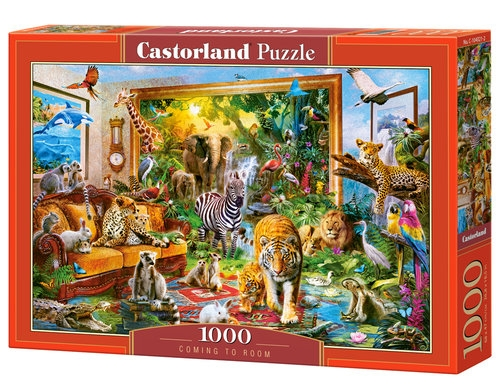 Puzzle 1000: Coming to Room
