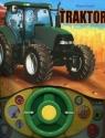Traktor + kierownica książeczka dźwiękowa