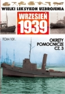Okręty pomocnicze Część 3 T 101