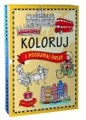 Pakiet: Koloruj i poznawaj świat