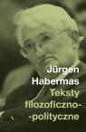 Teksty filozoficzno-polityczne Hebermas Jurgen