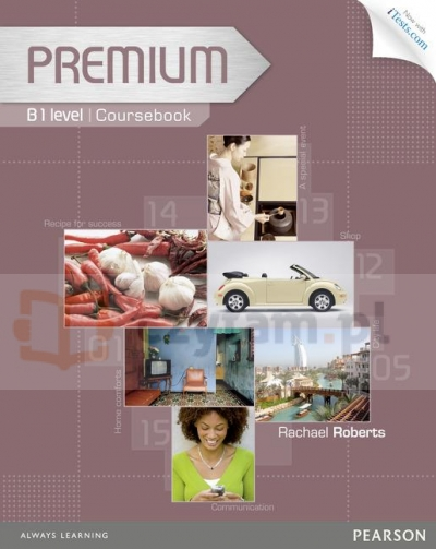 Premium B1 (PET) SB +ExamRev +CD Rachael Roberts