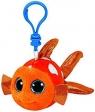 Beanie Boos Sami - Pomarańczowa Ryba, brelok (TY 35032)